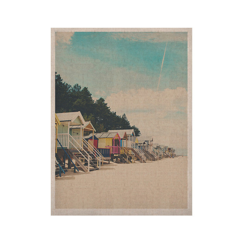 "Laura Evans ""Small Spaces"" Beach Coastal KESS Naturals Canvas (Frame not Included) - KESS InHouse  - 1"