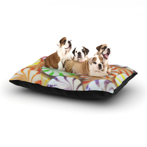 "Libertad Leal ""I Want Candy"" Dog Bed - Outlet Item"
