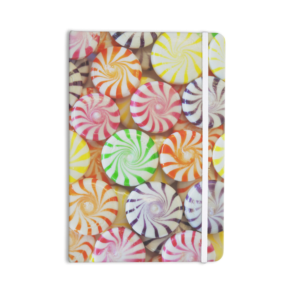 "Libertad Leal ""I Want Candy"" Everything Notebook - KESS InHouse  - 1"