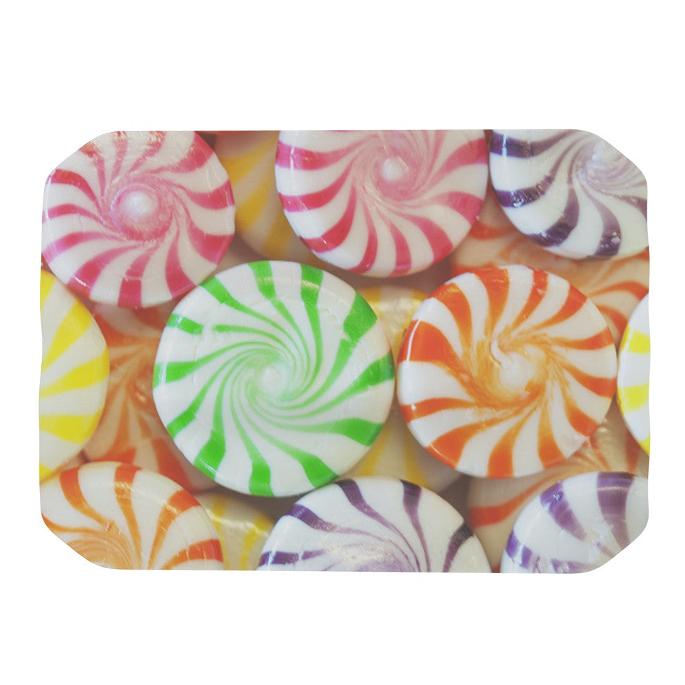 "Libertad Leal ""I Want Candy"" Place Mat - KESS InHouse"