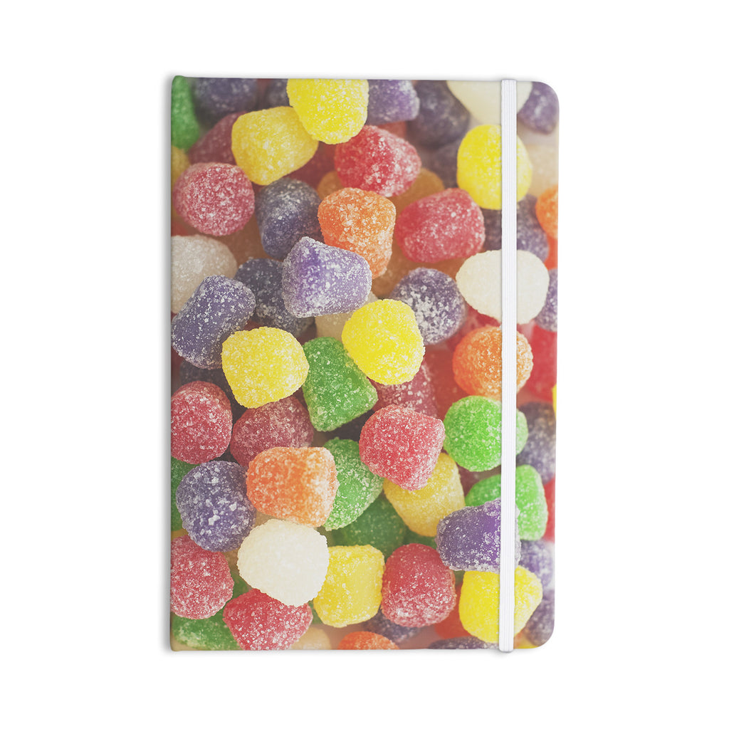 "Libertad Leal ""I Want Gum Drops"" Everything Notebook - KESS InHouse  - 1"