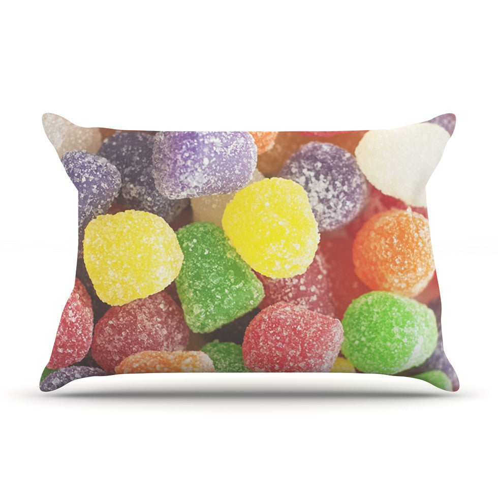 "Libertad Leal ""I Want Gum Drops"" Pillow Sham - KESS InHouse"