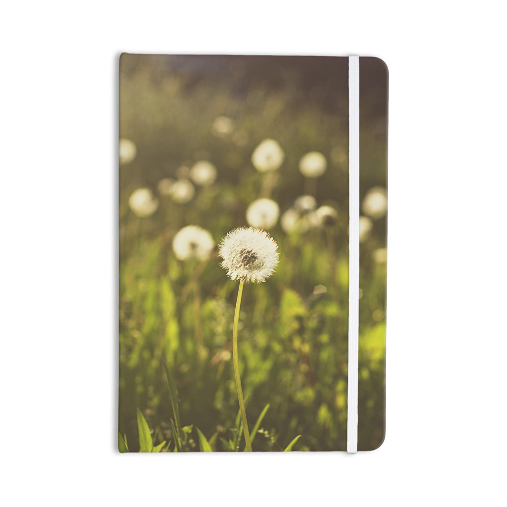 "Libertad Leal ""As You Wish"" Dandelions Everything Notebook - KESS InHouse  - 1"