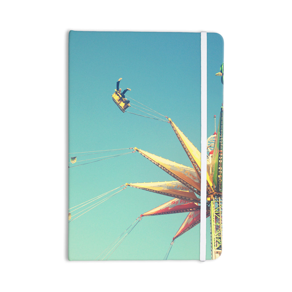 "Libertad Leal ""Flying Chairs"" Everything Notebook - KESS InHouse  - 1"