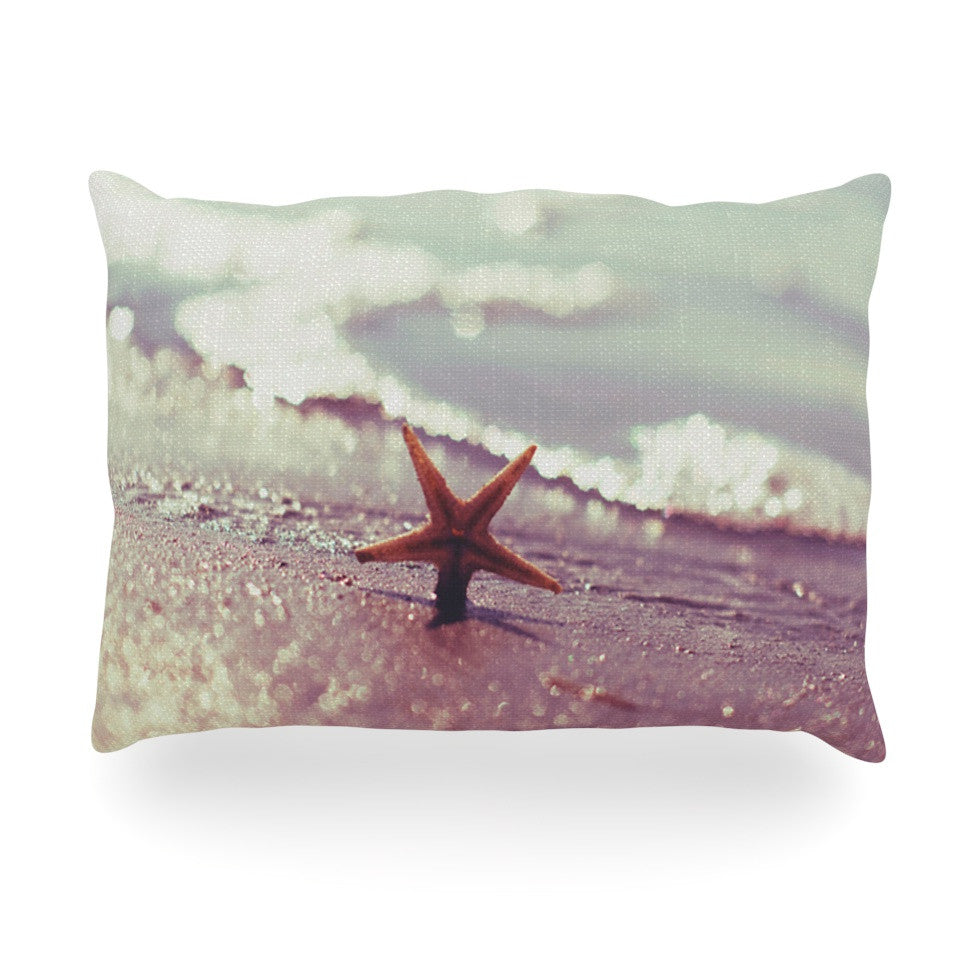 "Libertad Leal ""You are a Star"" Oblong Pillow - KESS InHouse"