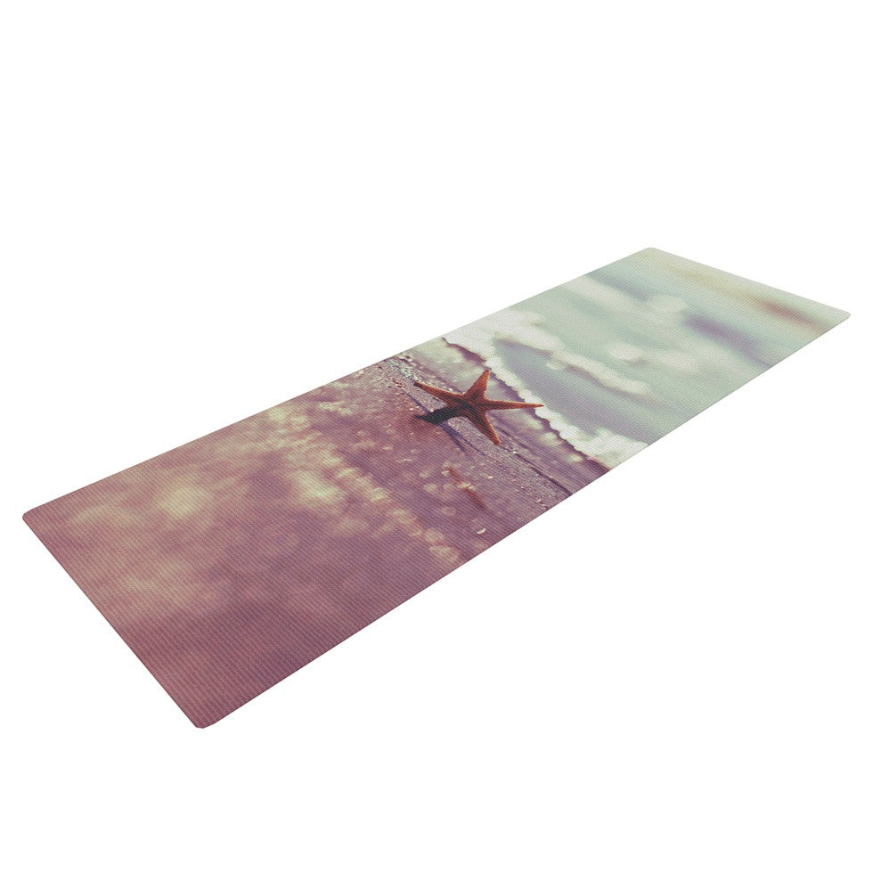 "Libertad Leal ""You are a Star"" Yoga Mat - KESS InHouse  - 1"