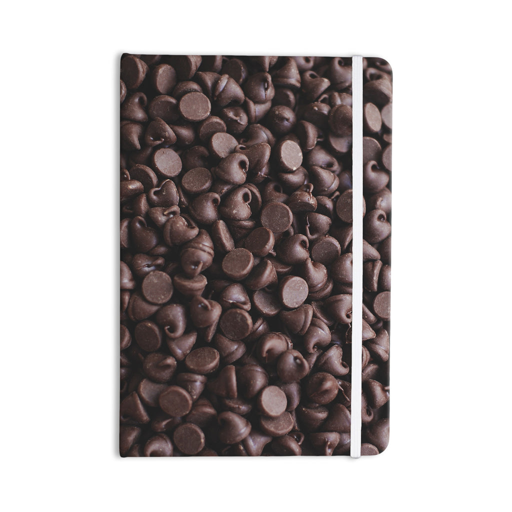 "Libertad Leal ""Yay! Chocolate"" Candy Everything Notebook - KESS InHouse  - 1"