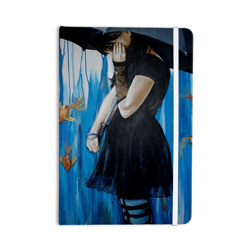 "Lydia Martin ""Sink or Swim"" Everything Notebook - KESS InHouse  - 1"