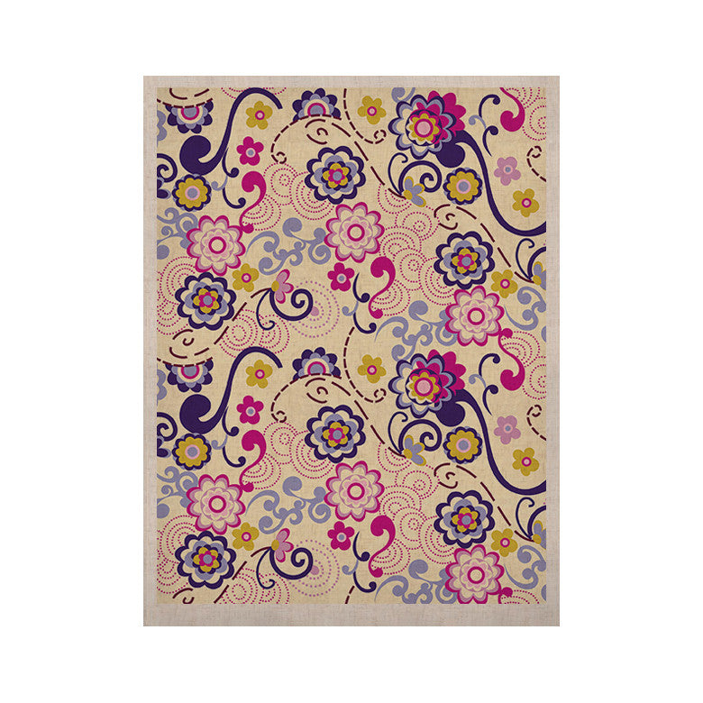 "Louise Machado ""Arabesque"" KESS Naturals Canvas (Frame not Included) - KESS InHouse  - 1"