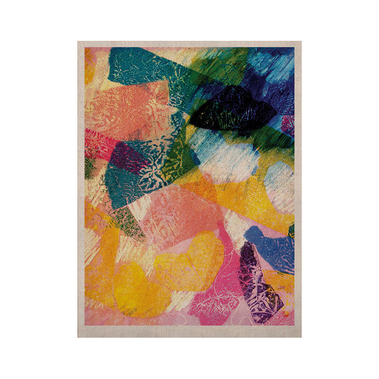 "Louise Machado ""Texture"" KESS Naturals Canvas (Frame not Included) - KESS InHouse  - 1"