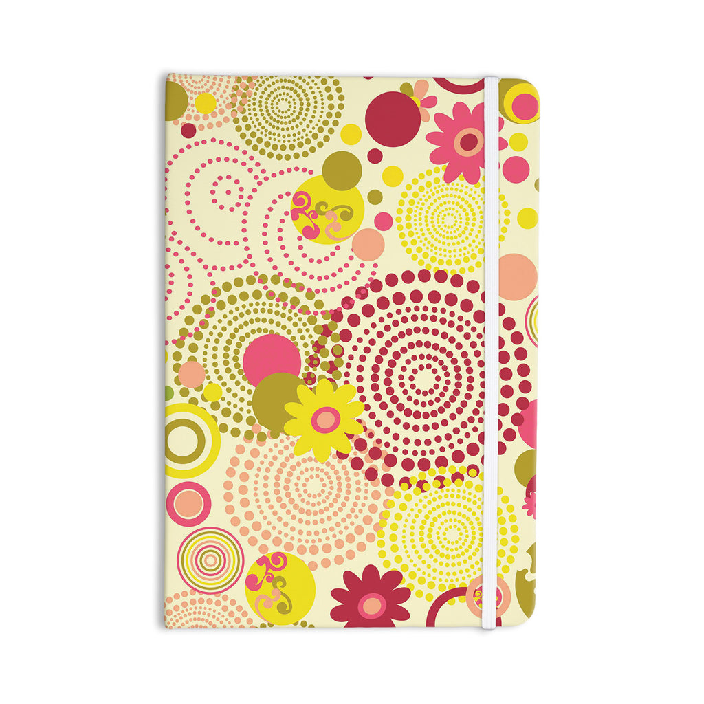 "Louise Machado ""Poa"" Everything Notebook - KESS InHouse  - 1"