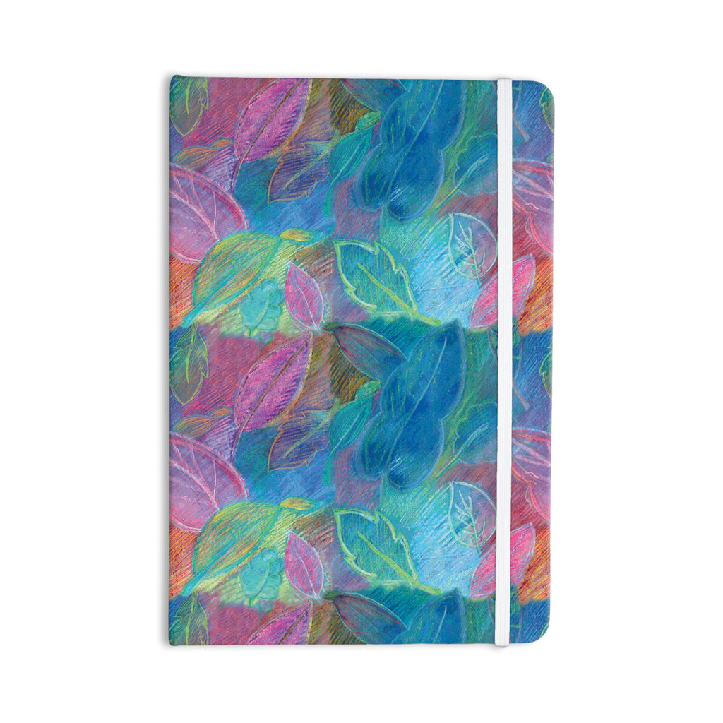 "Louise Machado ""Rabisco"" Everything Notebook - KESS InHouse  - 1"