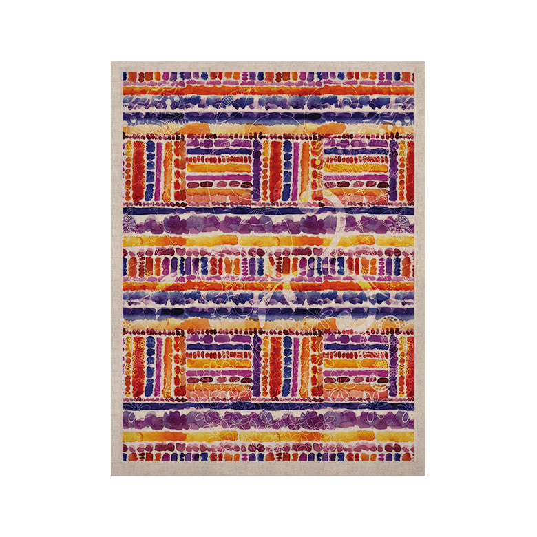 "Louise Machado ""Tribal"" KESS Naturals Canvas (Frame not Included) - KESS InHouse  - 1"
