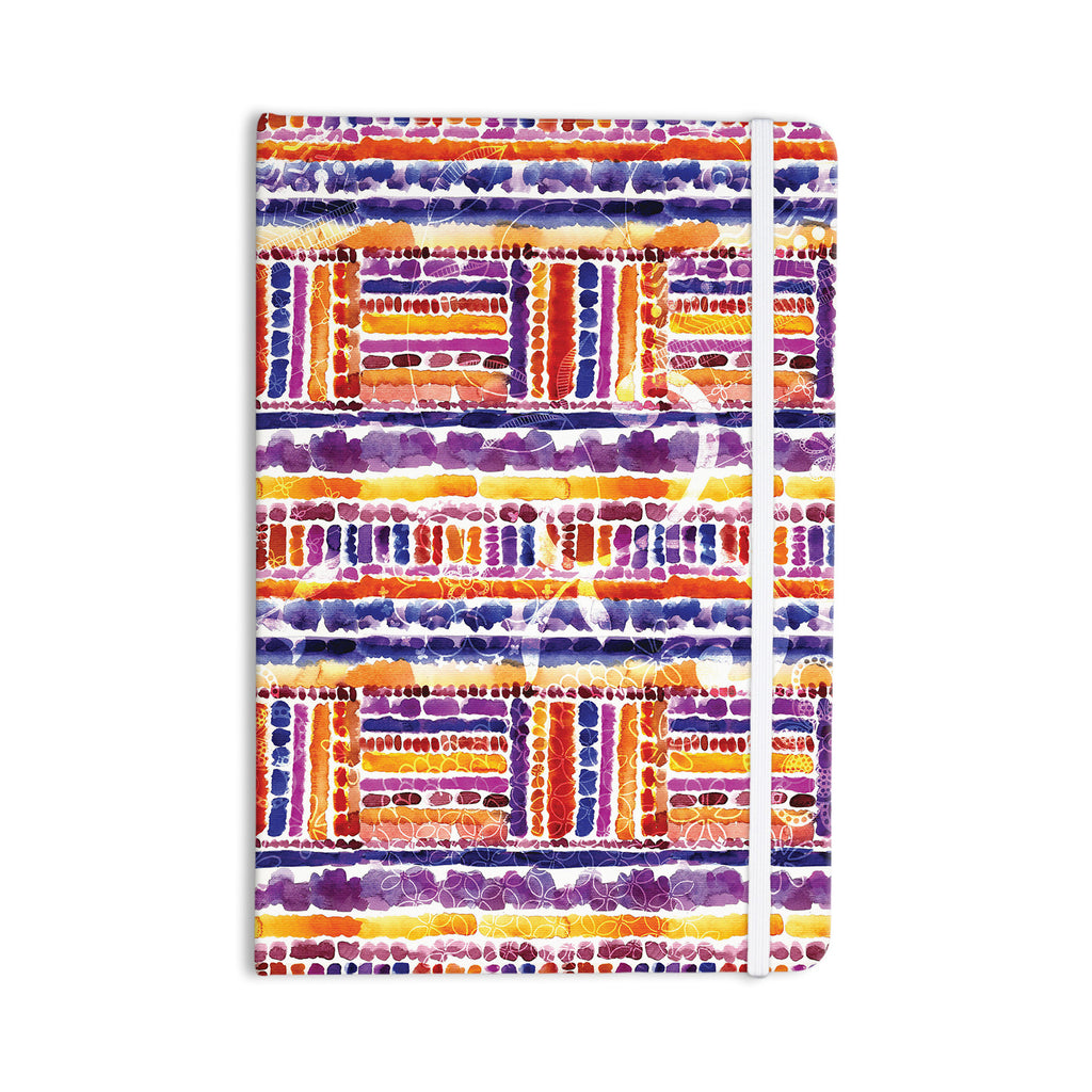 "Louise Machado ""Tribal"" Everything Notebook - KESS InHouse  - 1"