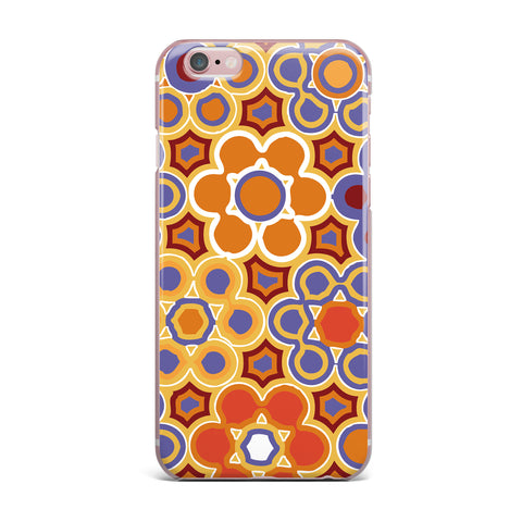 "Laura Nicholson ""Flower Garden"" iPhone Case - KESS InHouse"