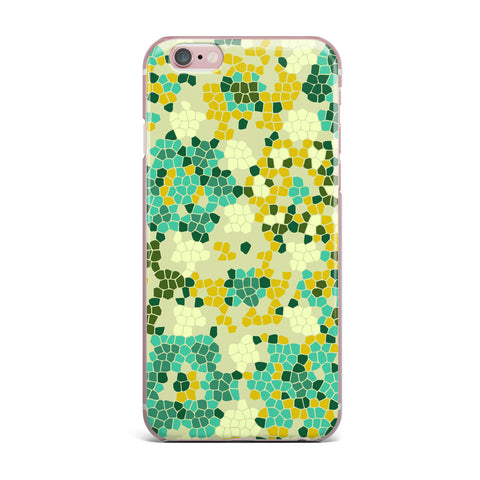 "Laura Nicholson ""Flower Garden Mosaic"" iPhone Case - KESS InHouse"