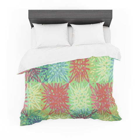 "Laura Nicholson ""Multi Lacy"" Cotton Duvet"