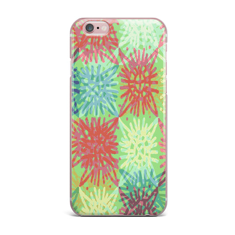 "Laura Nicholson ""Multi Lacy"" iPhone Case - KESS InHouse"