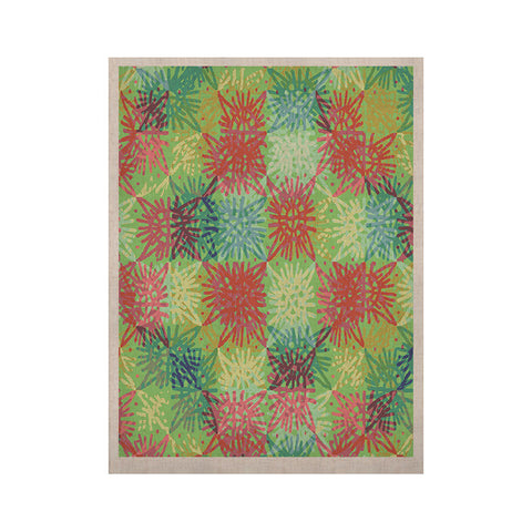 "Laura Nicholson ""Multi Lacy"" KESS Naturals Canvas (Frame not Included) - KESS InHouse  - 1"