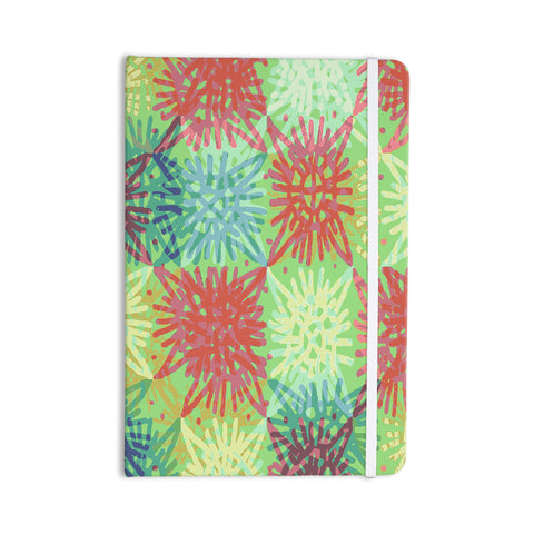 "Laura Nicholson ""Multi Lacy"" Everything Notebook - KESS InHouse  - 1"