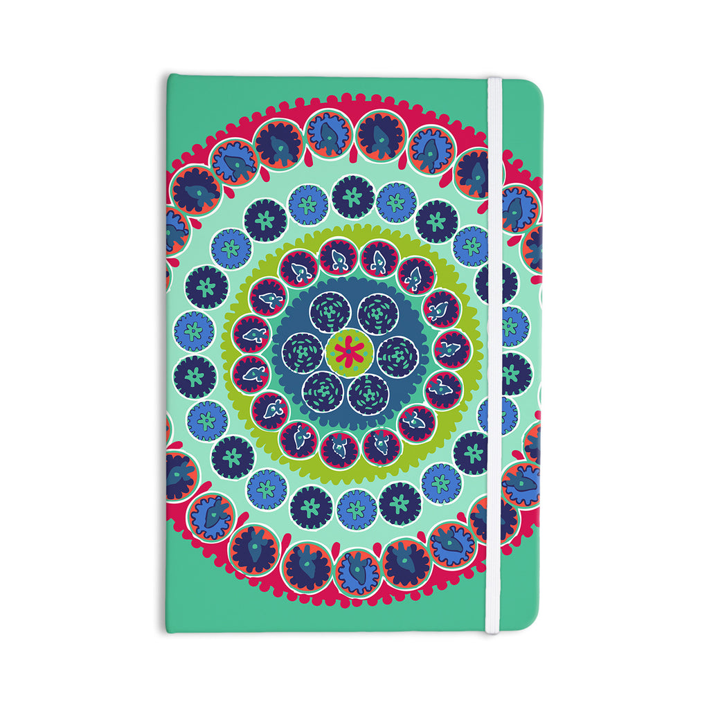 "Laura Nicholson ""Surkhandarya"" Everything Notebook - KESS InHouse  - 1"