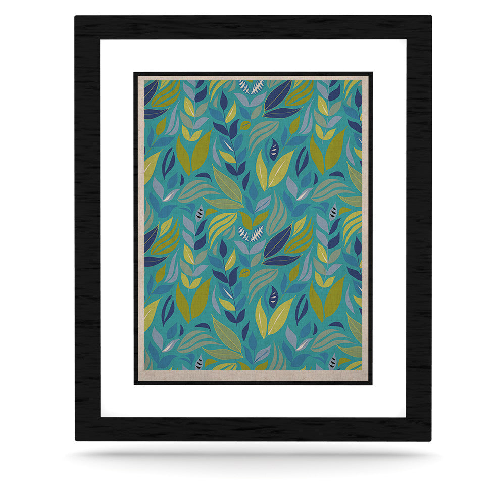 "Michelle Drew ""Underwater Bouquet"" KESS Naturals Canvas (Frame not Included) - KESS InHouse  - 1"