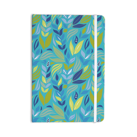 "Michelle Drew ""Underwater Bouquet"" Everything Notebook - KESS InHouse  - 1"