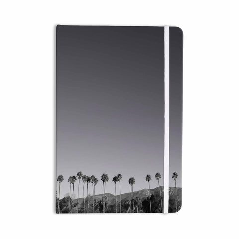 "Mary Carol Fitzgerald ""Cali Foothills"" Blue Black Photography Everything Notebook - Outlet Item"