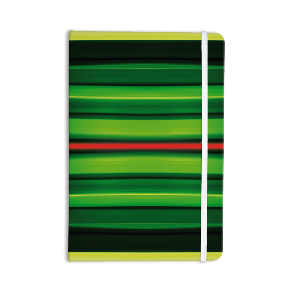 "Matthias Hennig ""Stripes"" Everything Notebook - KESS InHouse  - 1"