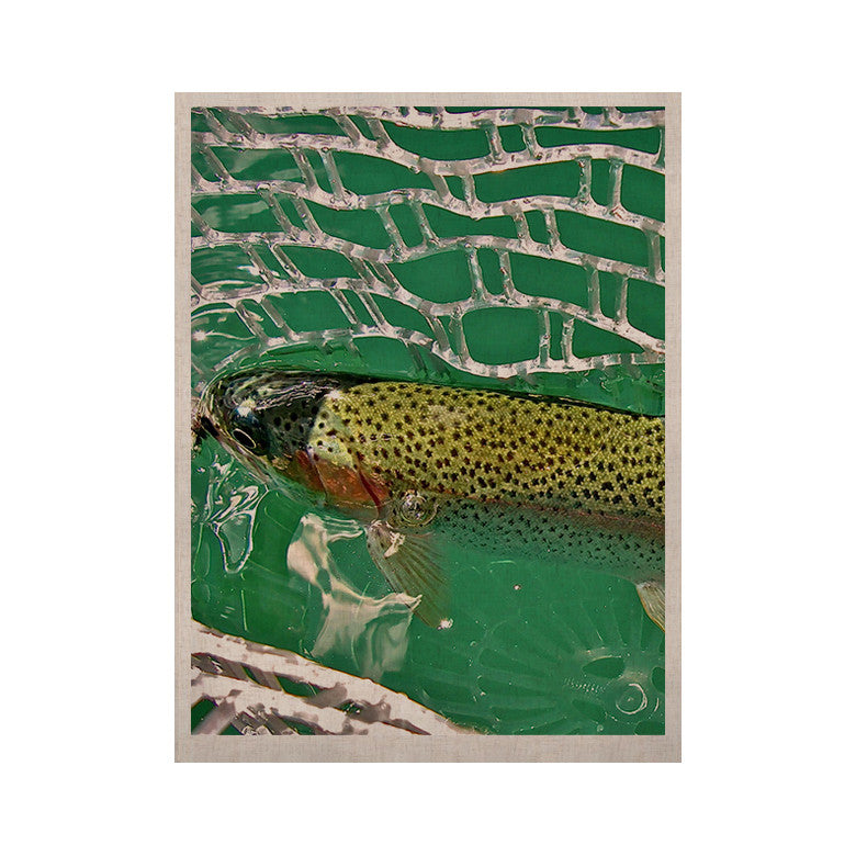 "Maynard Logan ""Catch"" KESS Naturals Canvas (Frame not Included) - KESS InHouse  - 1"