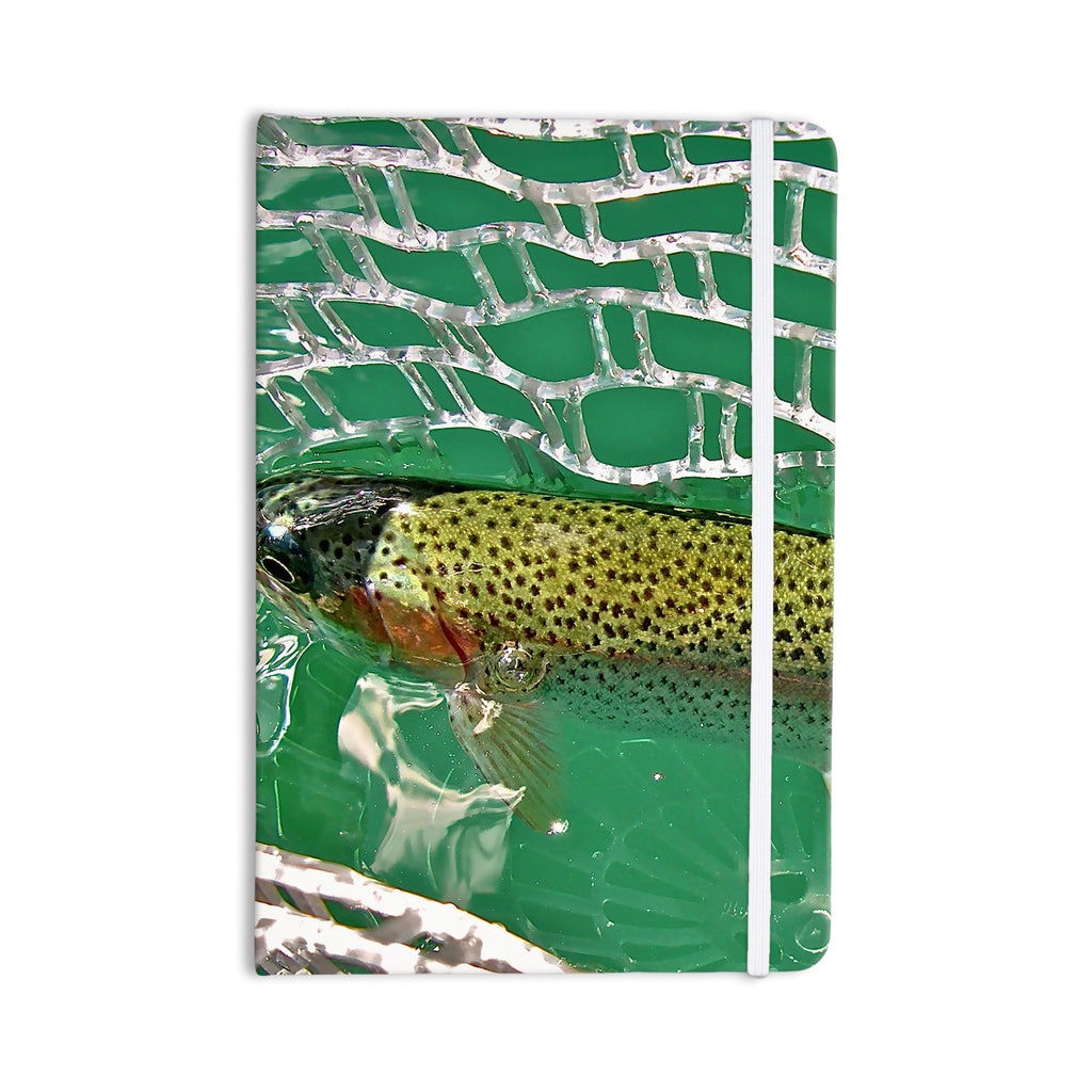 "Maynard Logan ""Catch"" Everything Notebook - KESS InHouse  - 1"