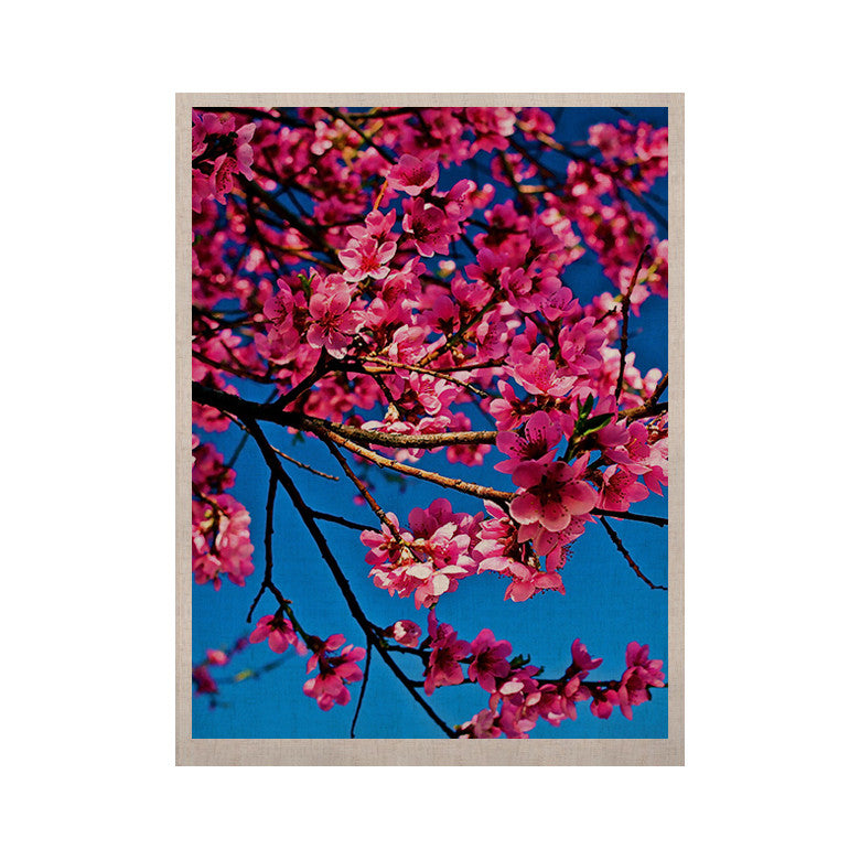 "Maynard Logan ""Flowers"" KESS Naturals Canvas (Frame not Included) - KESS InHouse  - 1"