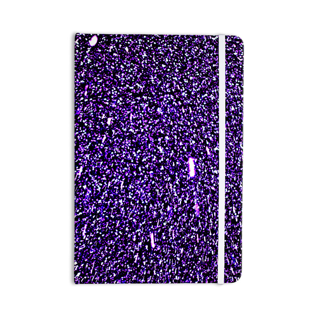 "Maynard Logan ""Purple Dots"" Everything Notebook - KESS InHouse  - 1"
