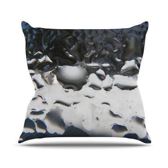 "Maynard Logan ""Window"" Outdoor Throw Pillow - KESS InHouse  - 1"