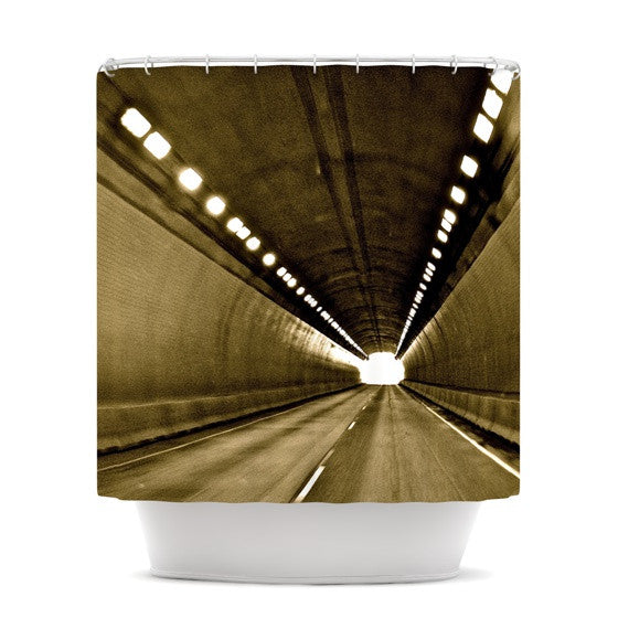 "Maynard Logan ""Tunnel"" Shower Curtain - KESS InHouse"