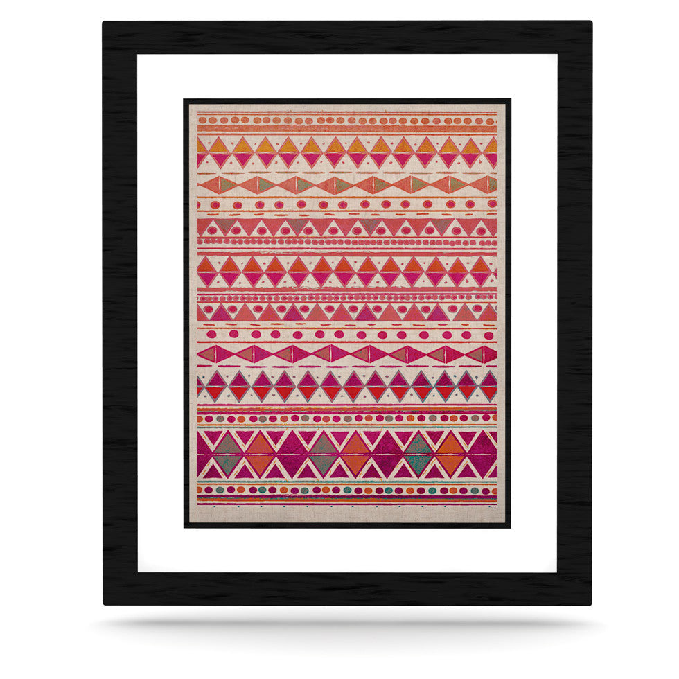 "Nika Martinez ""Summer Breeze"" KESS Naturals Canvas (Frame not Included) - KESS InHouse  - 1"