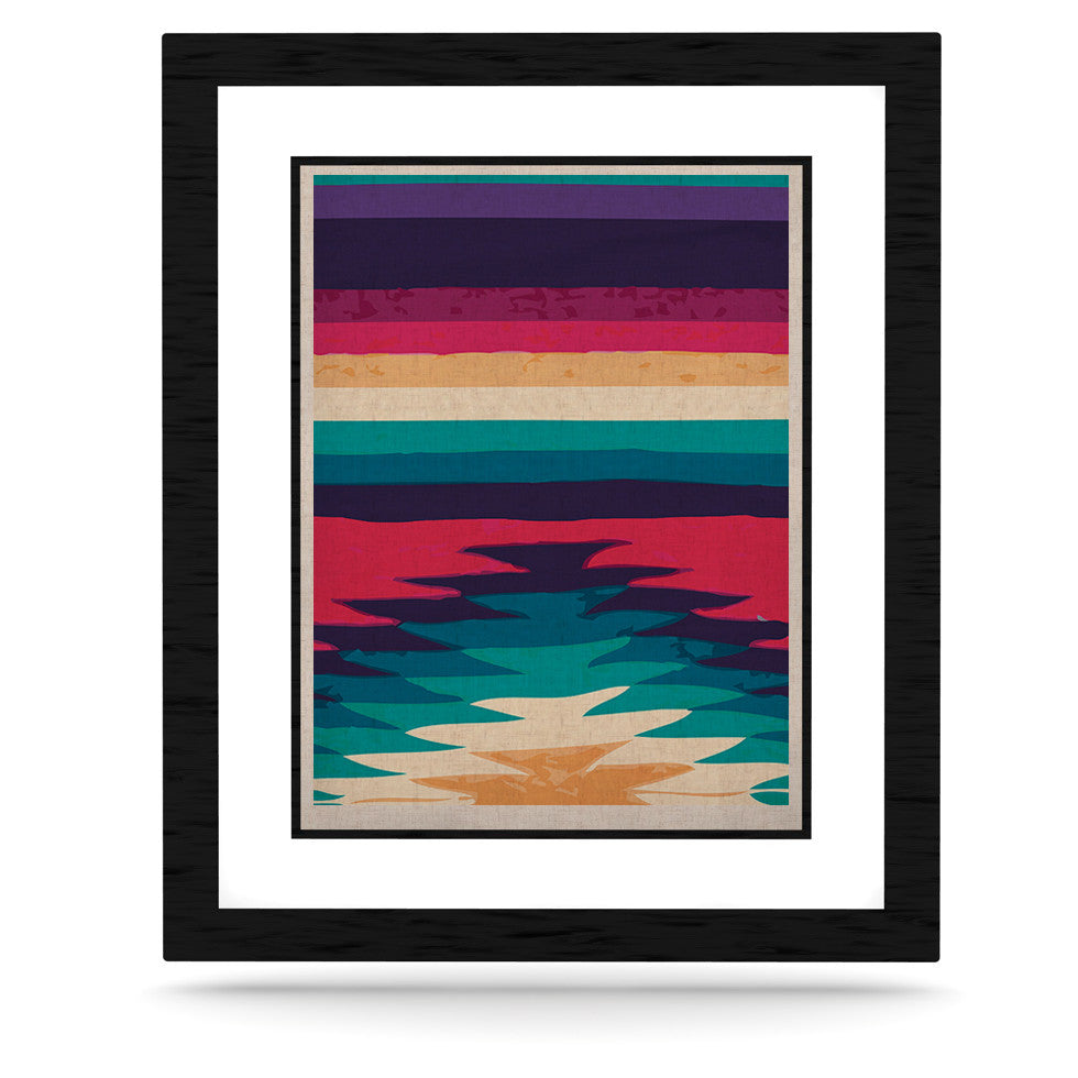 "Nika Martinez ""Surf"" KESS Naturals Canvas (Frame not Included) - KESS InHouse  - 1"