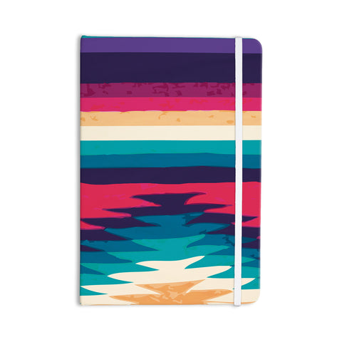 "Nika Martinez ""Surf"" Everything Notebook - KESS InHouse  - 1"