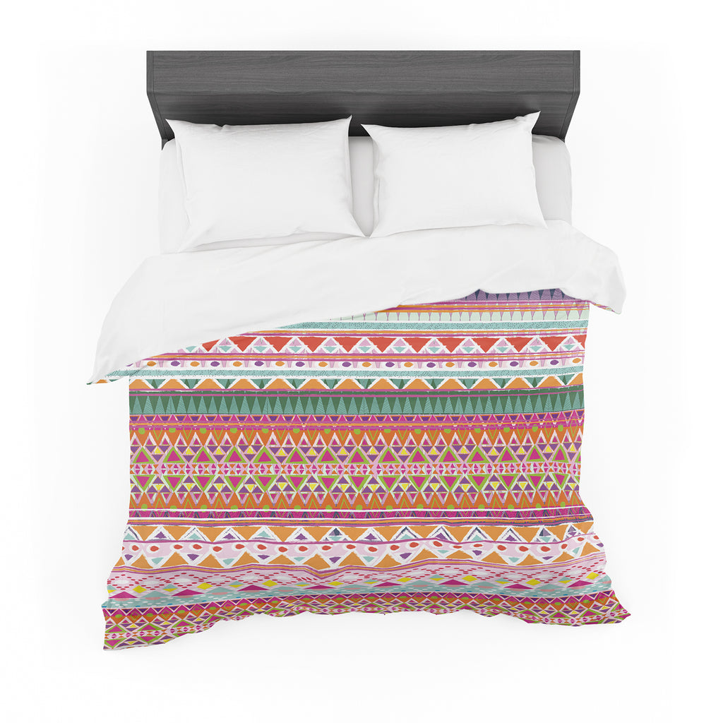"Nika Martinez ""Chenoa"" Cotton Duvet"