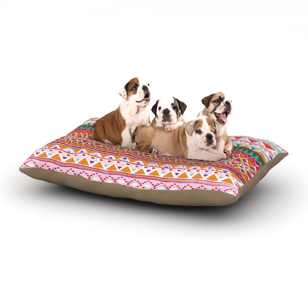 "Nika Martinez ""Chenoa"" Dog Bed - KESS InHouse  - 1"