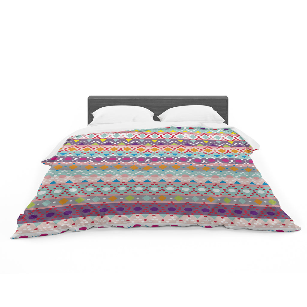 "Nika Martinez ""Ayasha"" Cotton Duvet"