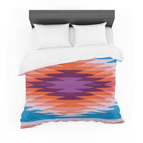"Nika Martinez ""Surf Lovin Hawaii"" Cotton Duvet"