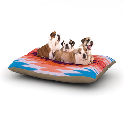 "Nika Martinez ""Surf Lovin Hawaii"" Dog Bed - KESS InHouse  - 1"