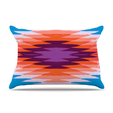 "Nika Martinez ""Surf Lovin Hawaii"" Pillow Sham - KESS InHouse"