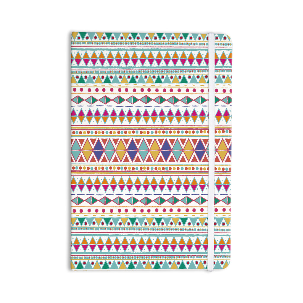 "Nika Martinez ""Native Fiesta"" Everything Notebook - KESS InHouse  - 1"