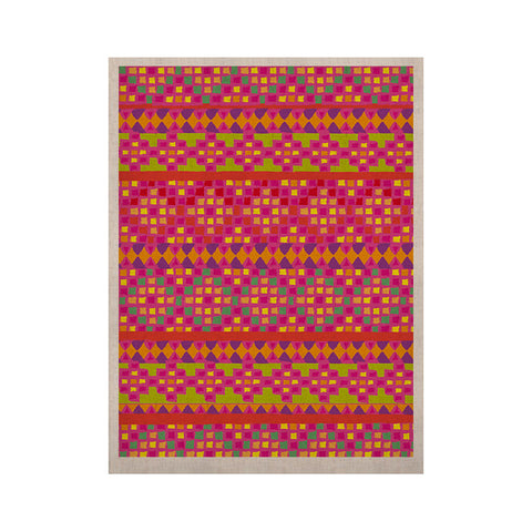 "Nika Martinez ""Mexicalli"" KESS Naturals Canvas (Frame not Included) - KESS InHouse  - 1"