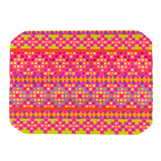 "Nika Martinez ""Mexicalli"" Place Mat - KESS InHouse"
