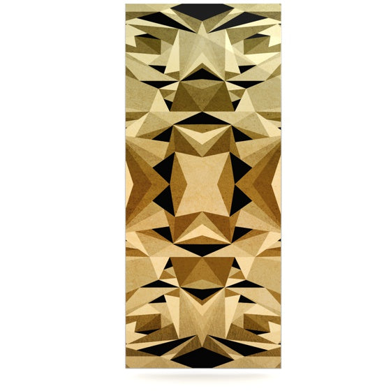 "Nika Martinez ""Abstraction"" Luxe Rectangle Panel - KESS InHouse  - 1"