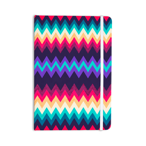 "Nika Martinez ""Surf Chevron"" Everything Notebook - Outlet Item"