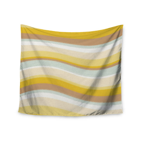 "Nika Martinez ""Desert Waves"" Wall Tapestry - KESS InHouse  - 1"